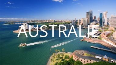 demenager en australie