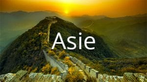 déménagement Asie