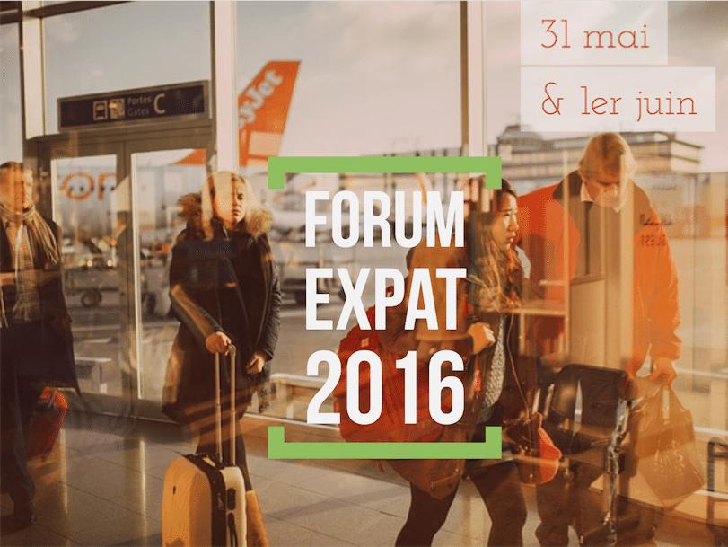 Forum Expat 2016
