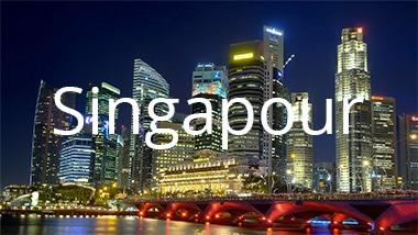 déménager à singapour
