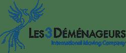 Les 3 Déménageurs Logo
