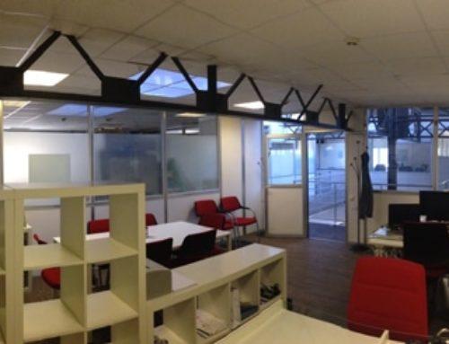 Les 3 Déménageurs ouvrent de nouveaux locaux à Paris