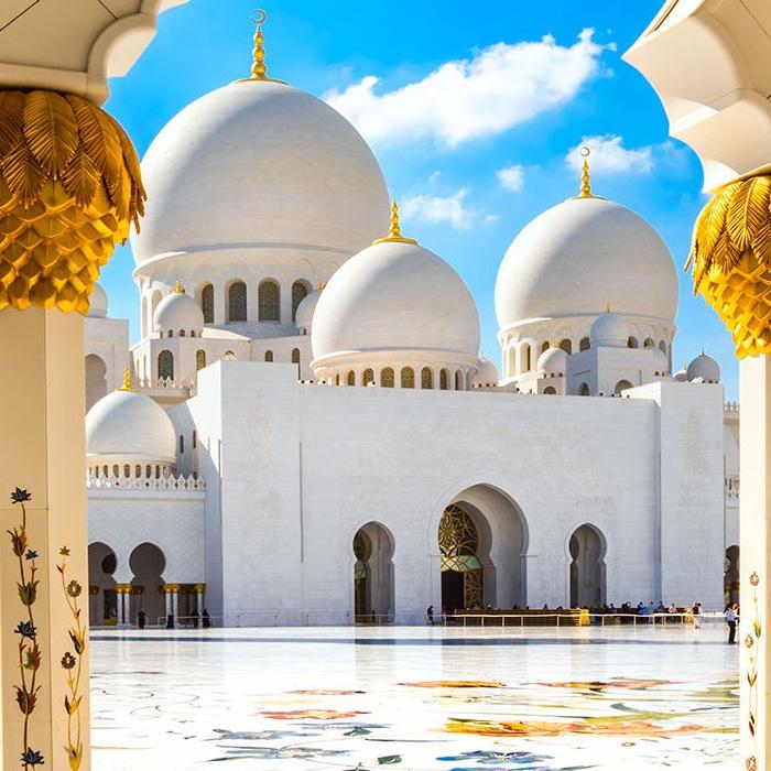 abu dhabi palais