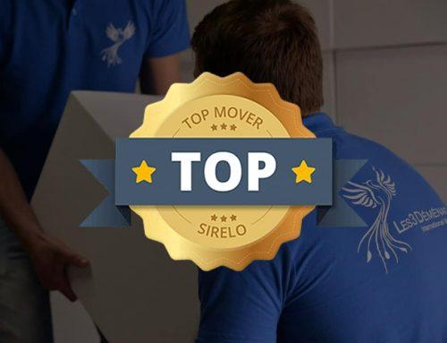 Les 3 Déménageurs dans le TOP 10 des meilleures sociétés de déménagement international 2018